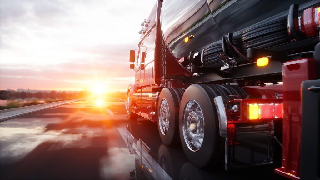 Práce v Německu - řidič nákladního vozu (kamionu)