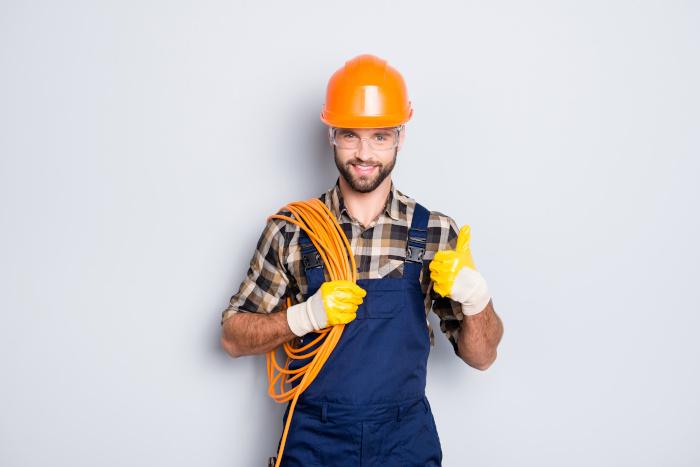 elektrikář elektromontér práce v německu