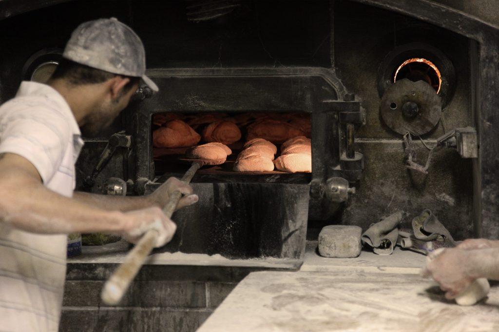 Práce v Německu - pekař
