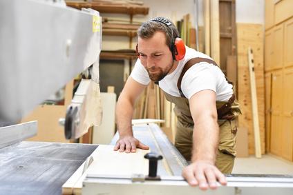 práce v Německu - truhlář