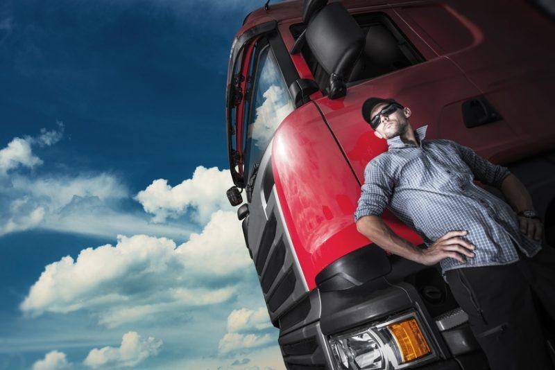 řidič kamionu - práce v Sasku