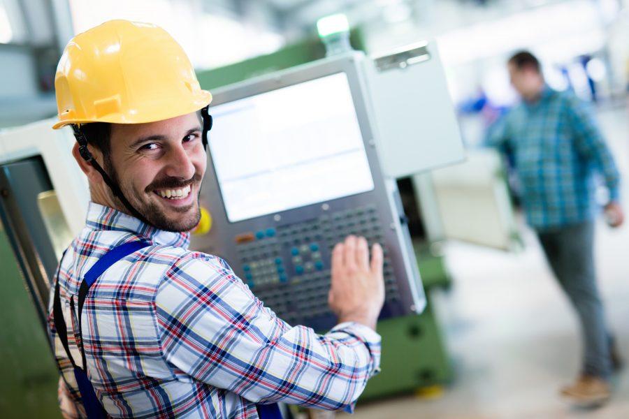 zaměstnání v Německu - operátor výroby