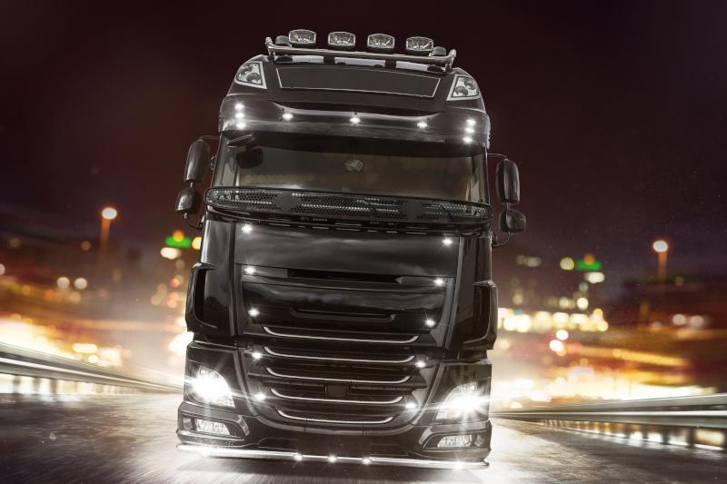 práce v Německu - řidič kamionu CE