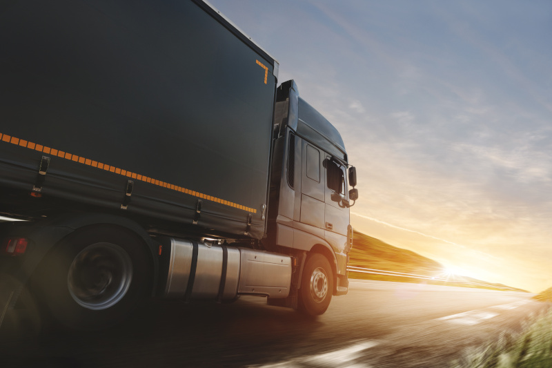 práce v Německu - řidič kamionu
