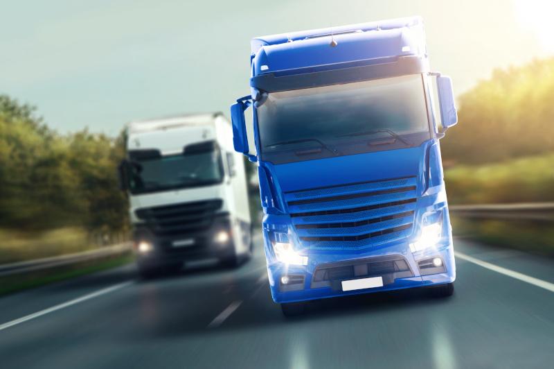 práce za hranicemi - řidič kamionu