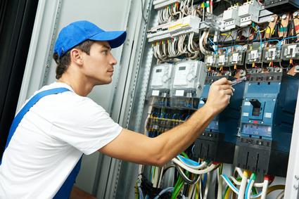 elektromontér práce v německu