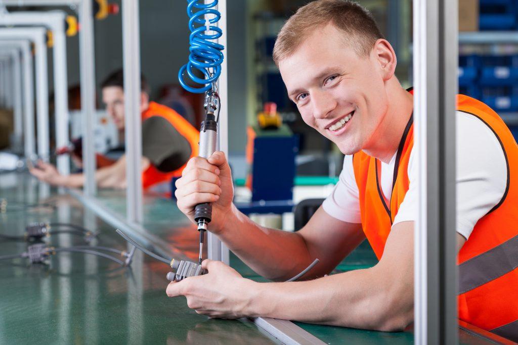 operátor výroby jobs práce v německu