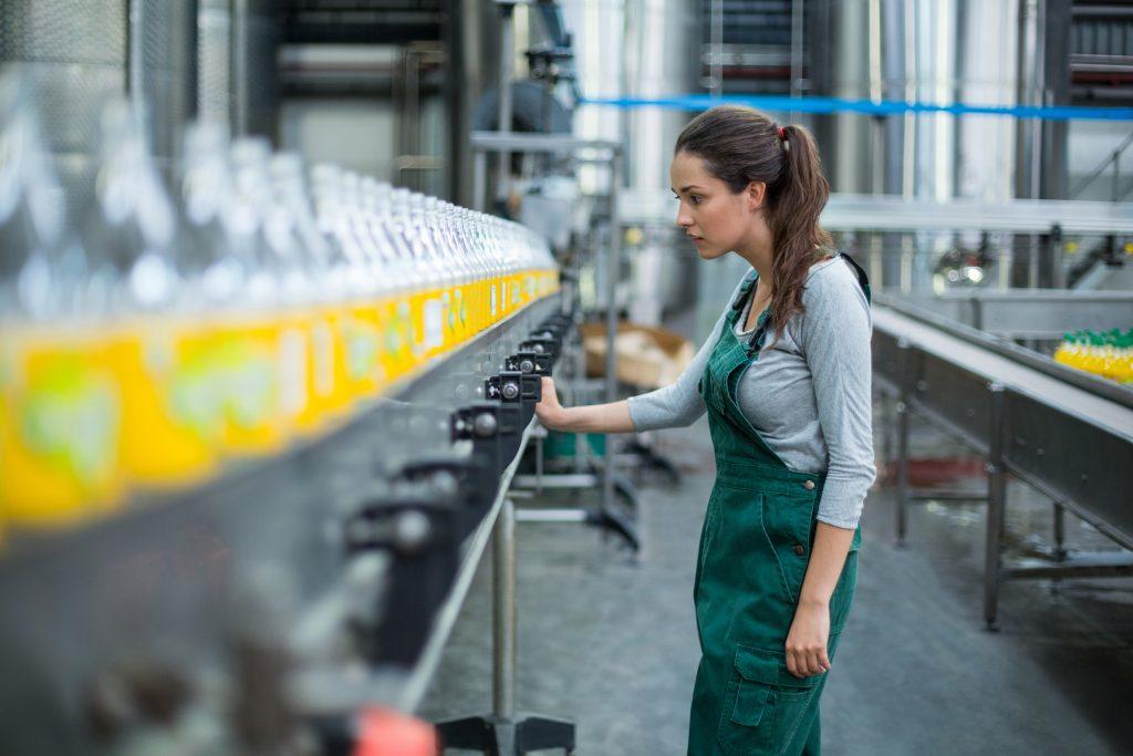 nabídka práce v německu - operátor výroby