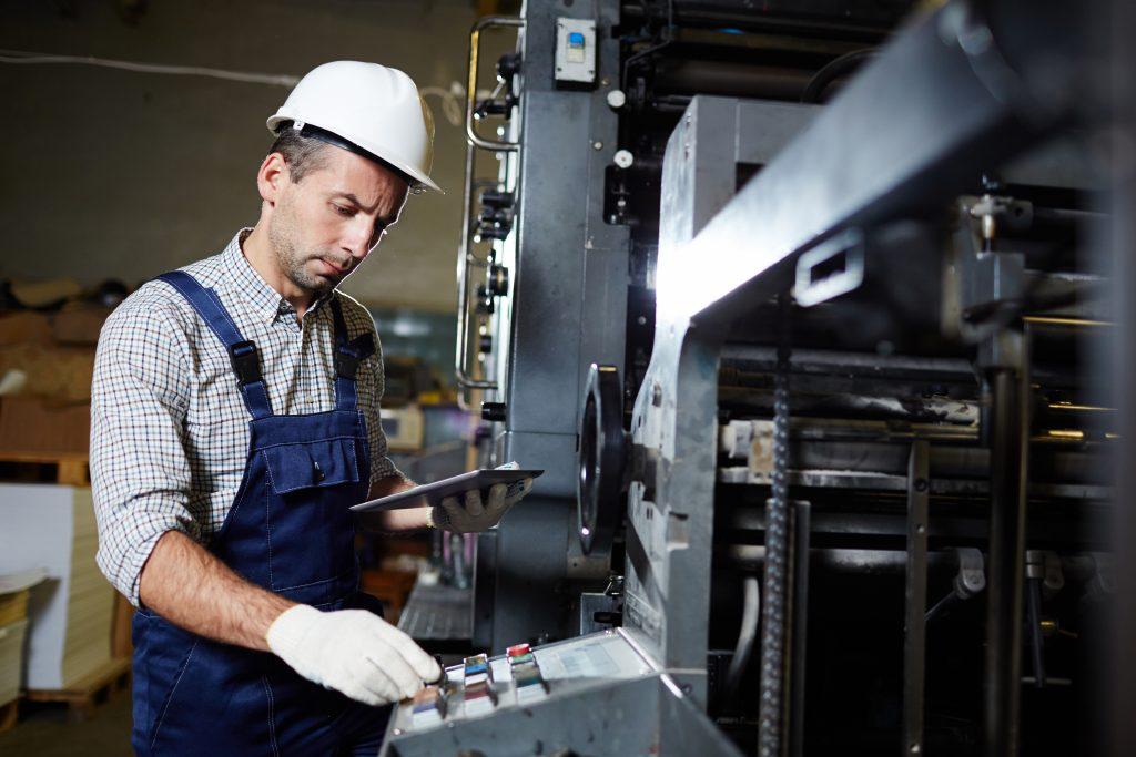 Nabídka práce v Německu procesní mechanik