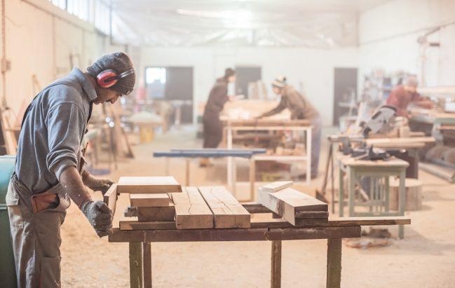 nabídka práce v Sasku - truhlář