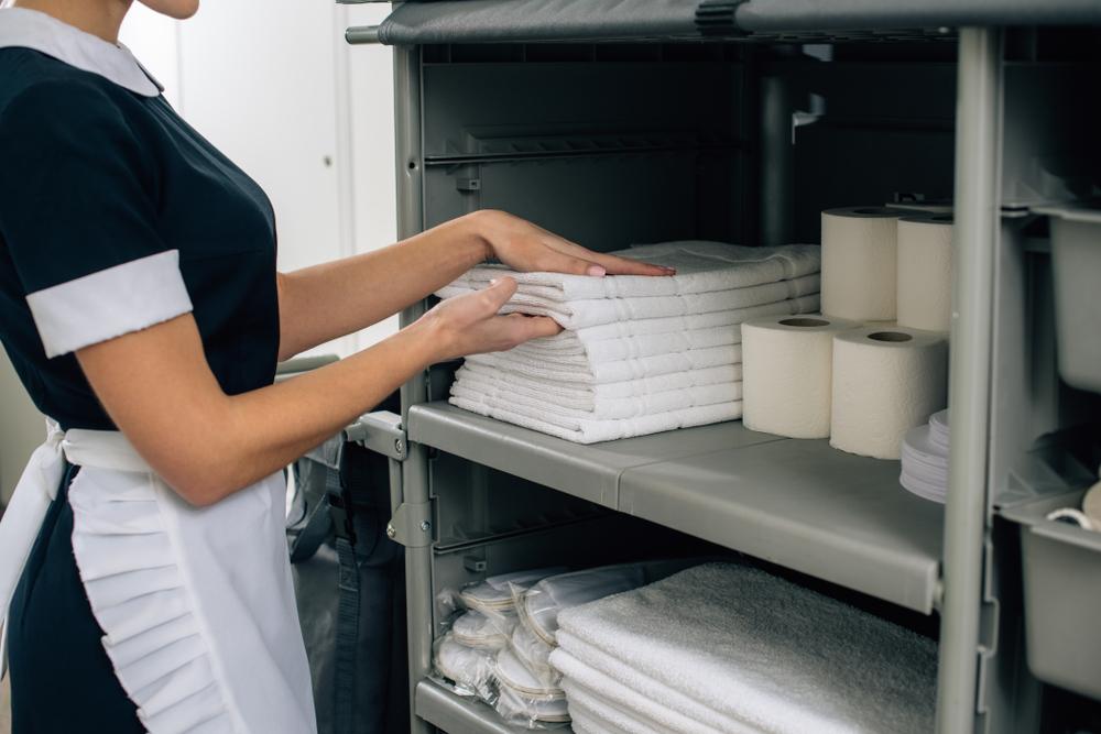 vedoucí úklidu housekeeper práce v německu