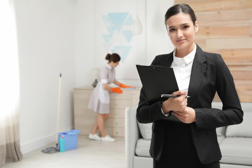 housekeeper, pokojská, práce v německu