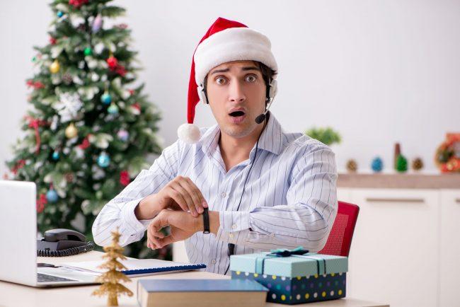 státní svátky na vánoce 2019
