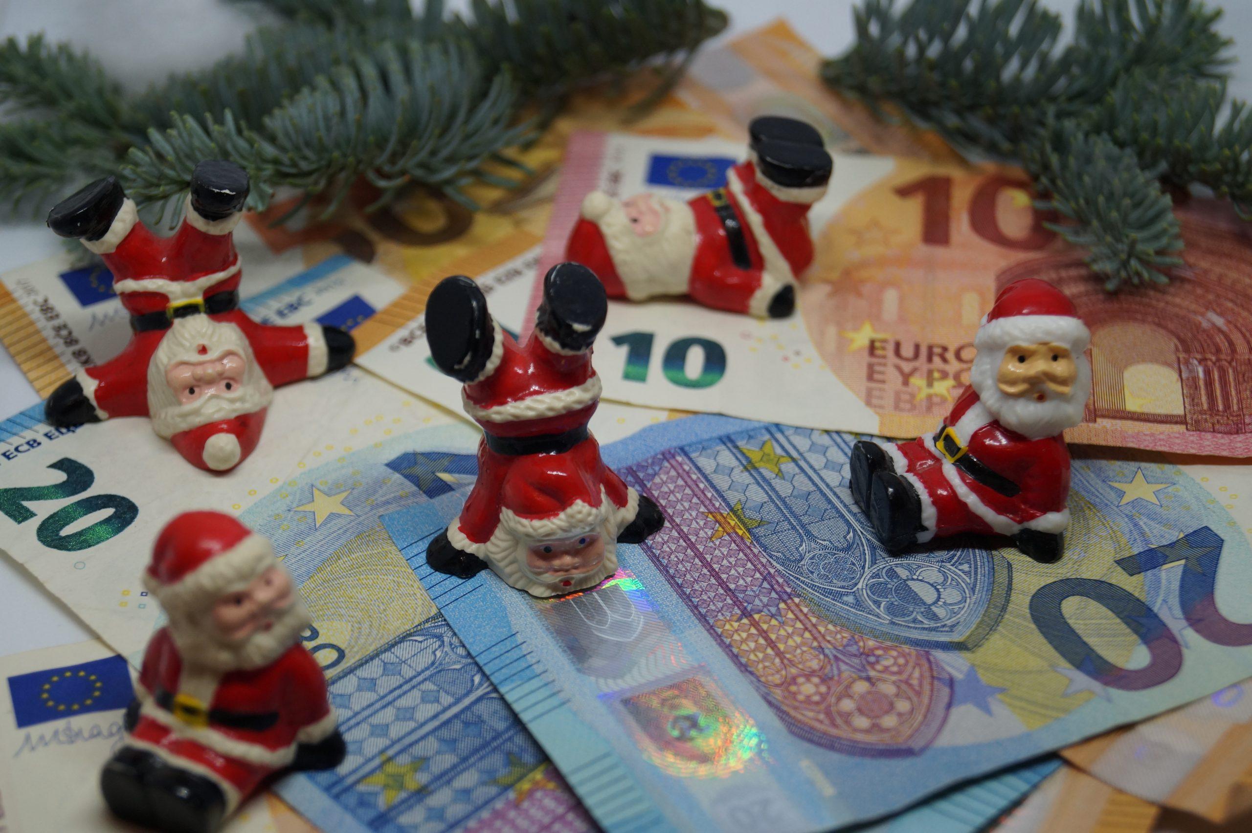 vánoční prémie weihnachtsgeld