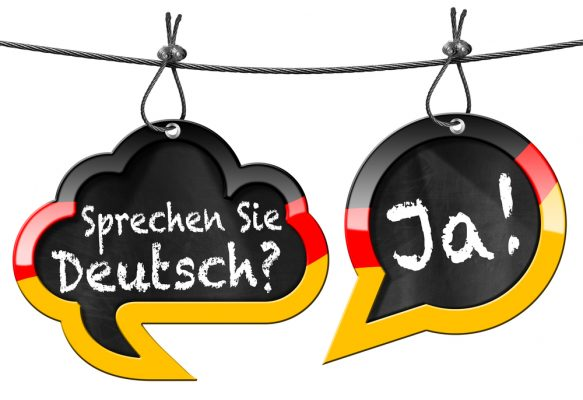 němčina německý jazyk