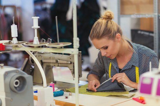 operátor výroby textilní průmysl