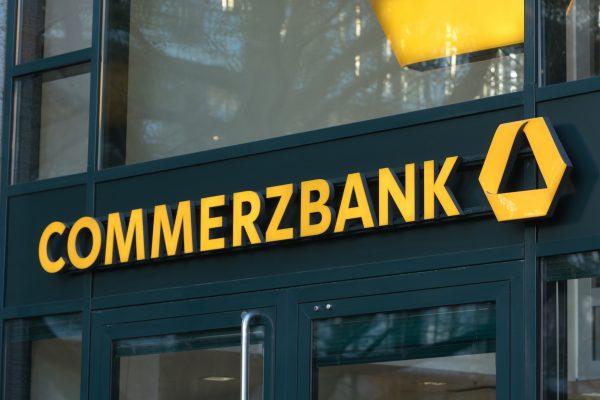 commerzbank účet německo