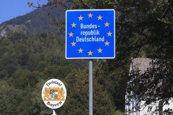 kontroly na hranicích testy na covid německo