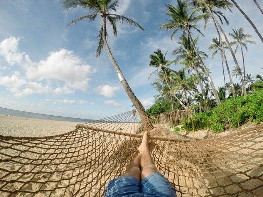 zkušební doba a dovolená