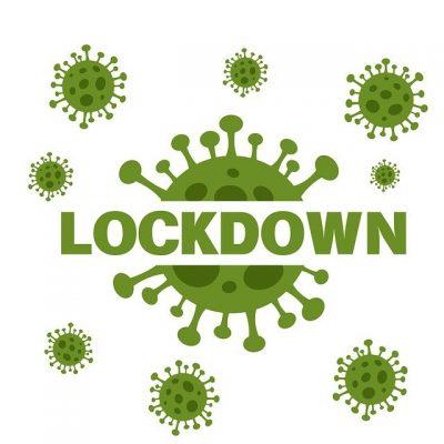 lockdown v německu