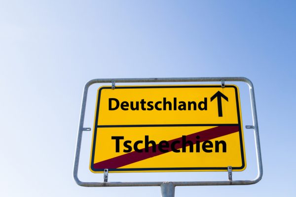 bavorsko hranice