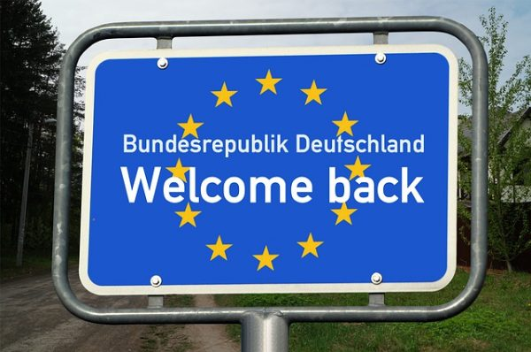 kontroly na hranicích sasko bavorsko