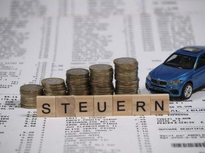daně v německu 2020
