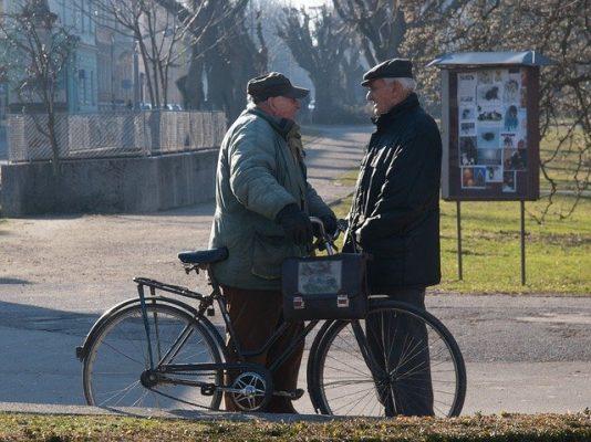 důchod v německu
