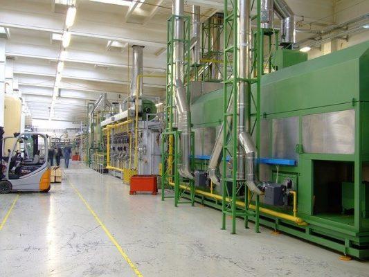práce v německu operátor výroby